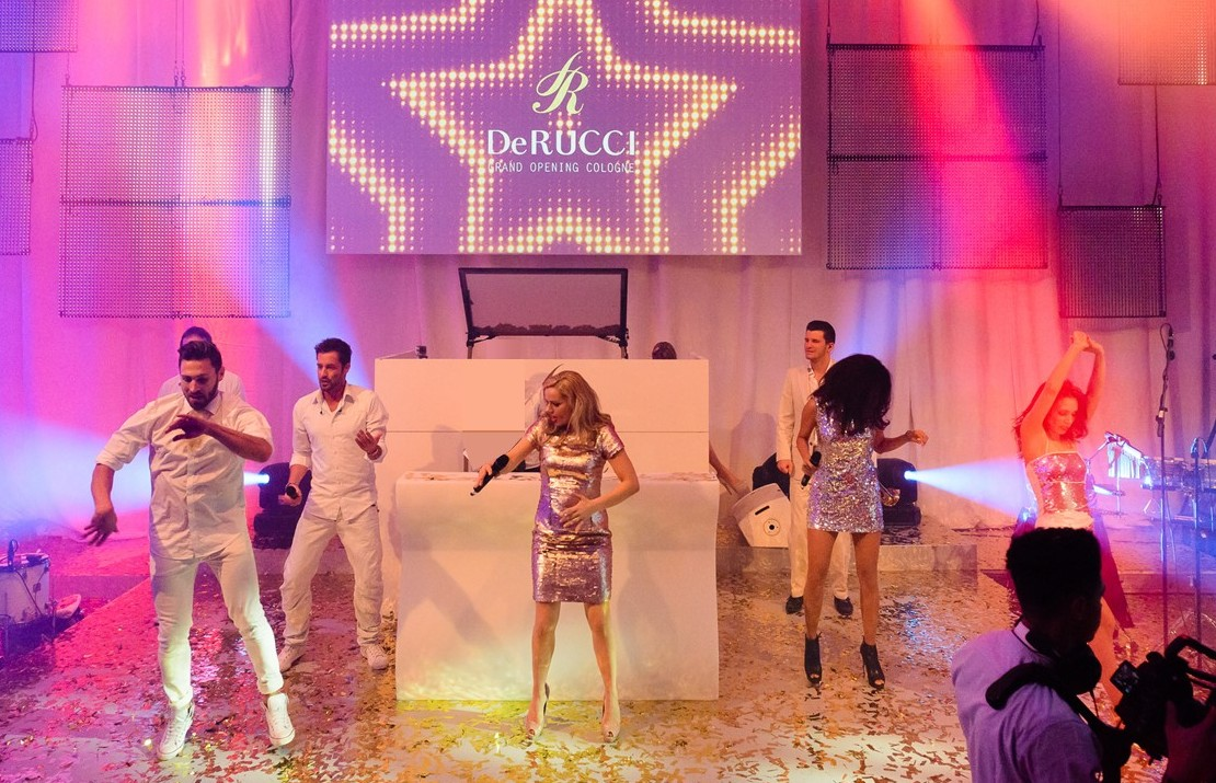Partyband Delicious Im Kuhstall Delicious Hochzeitsband