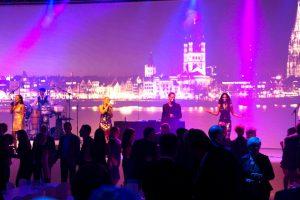 Clubband, Chartband, Düsseldorf, Köln, NRW, Frankfurt, Messe, Incentive, Event, buchen