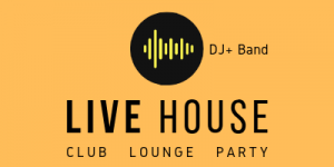 Live House, Coverband, Hochzeitsband, Partyband, Düsseldorf, Köln, NRW, Logo